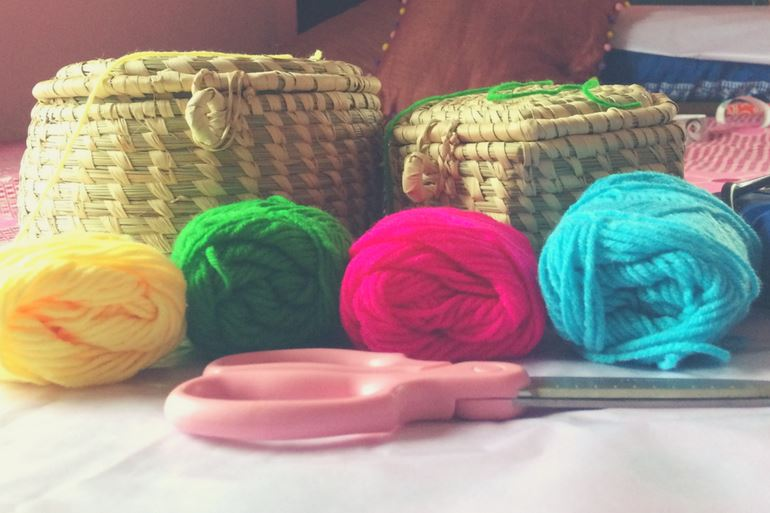 Baskets of Happiness