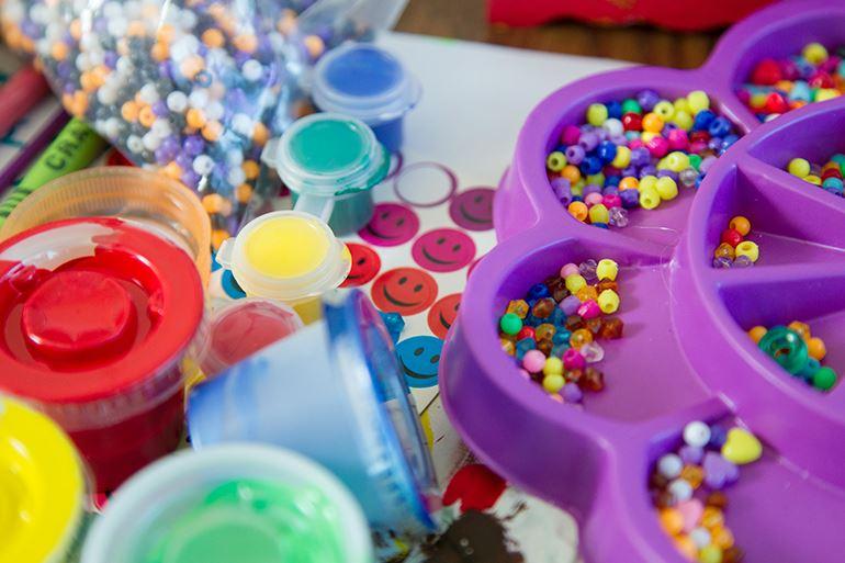 Top Five Craft Supplies