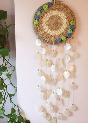 Homelymess Sound Of Bliss Dreamcatcher Windchime