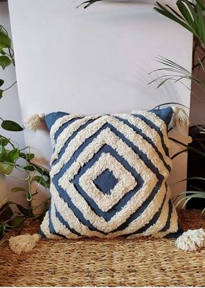 HomelyMess Bohemian Bliss Boho Cushion Cover